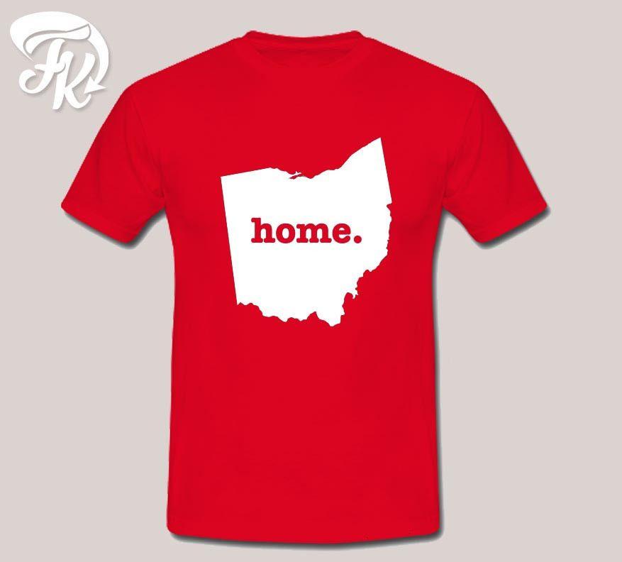 The Ohio Home Design Men or Unisex T-Shirt