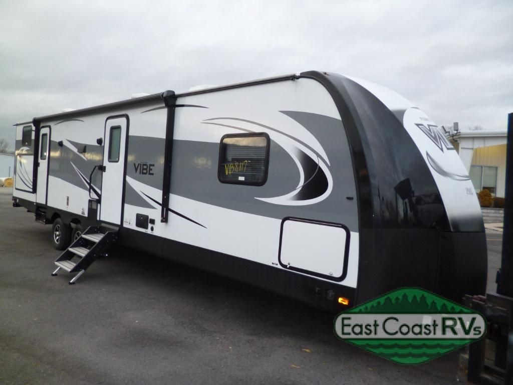 New 2018 Forest River Rv Vibe 307bhs Travel Trailer At East Coast