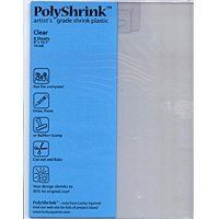 8 8 X 10 1 2 Shrinking Plastic Sheets That Start Clear And Stay Clear Polyshrink Amazon Kitchen Dining Plastic Sheets Shrink Plastic Sheets Sheets