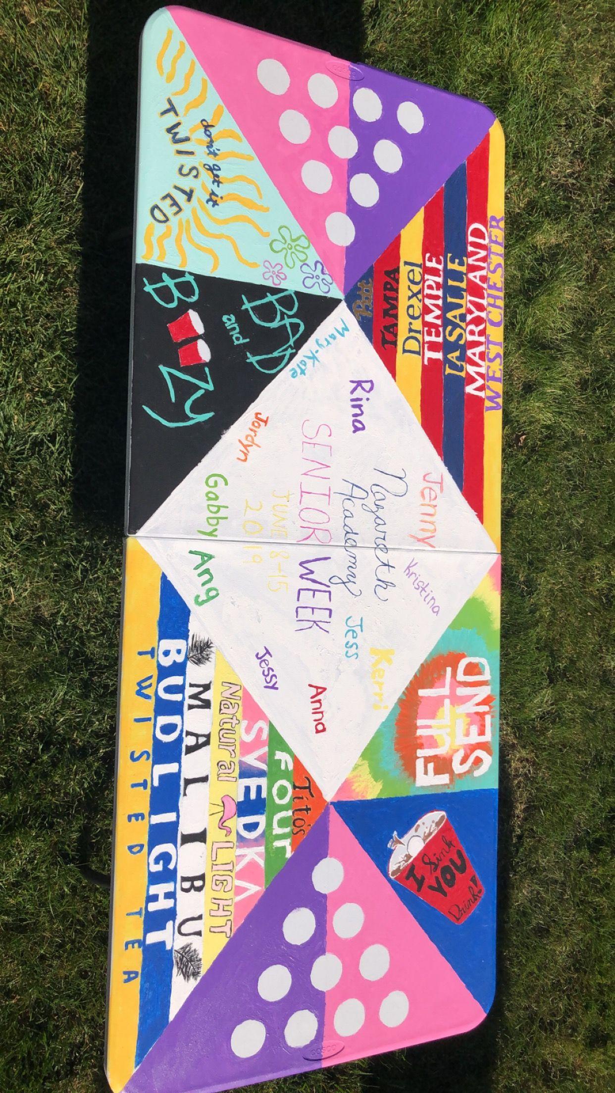 Senior Week Survival Kit Graduation Present! Favorite ... |Senior Week Ideas