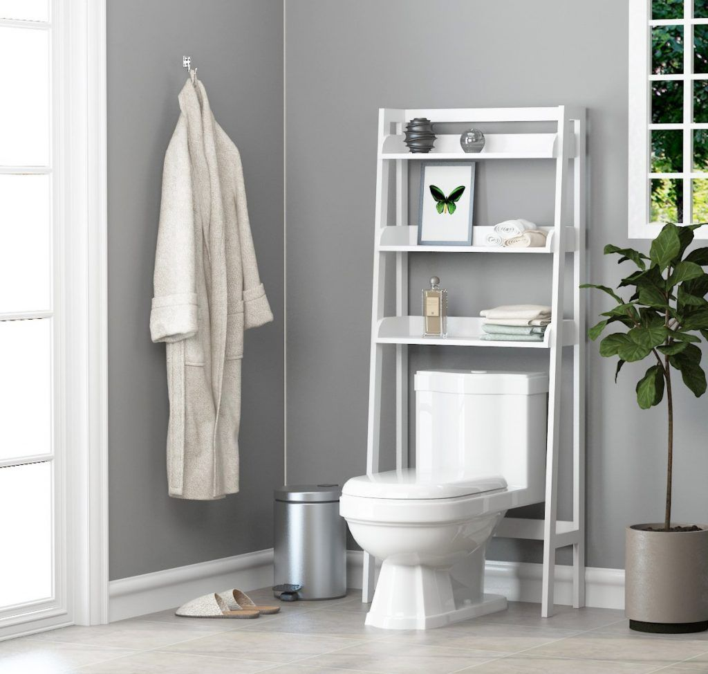 35 Best Bathroom Shelf Ideas To Choose For 2020 Bathroom