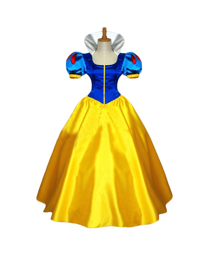 Disney Grimm's Fairy Tales Snow White Dress Custom Made Cosplay Costume