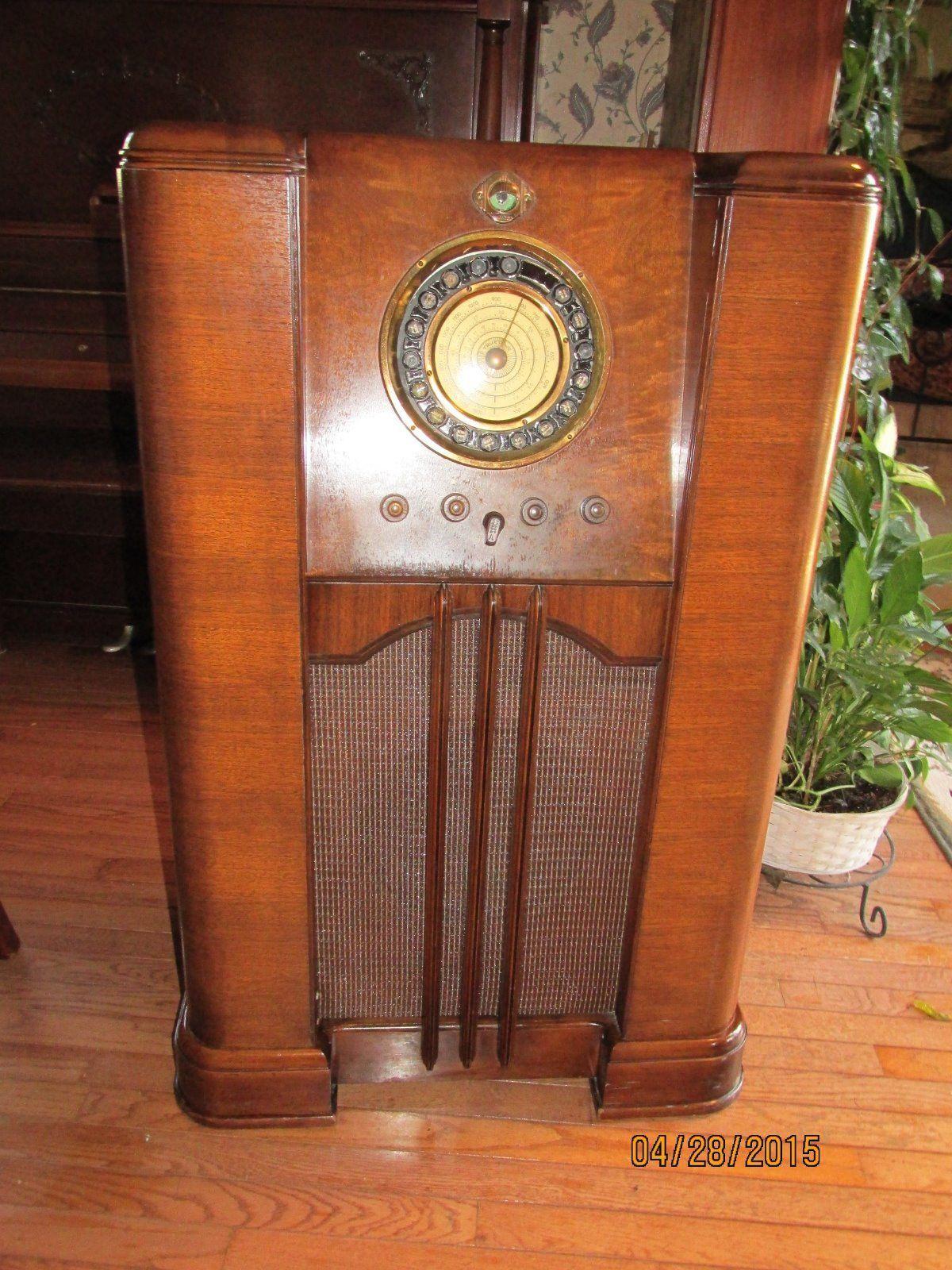 Details About 1937 Truetone Model D 697 Teledial New
