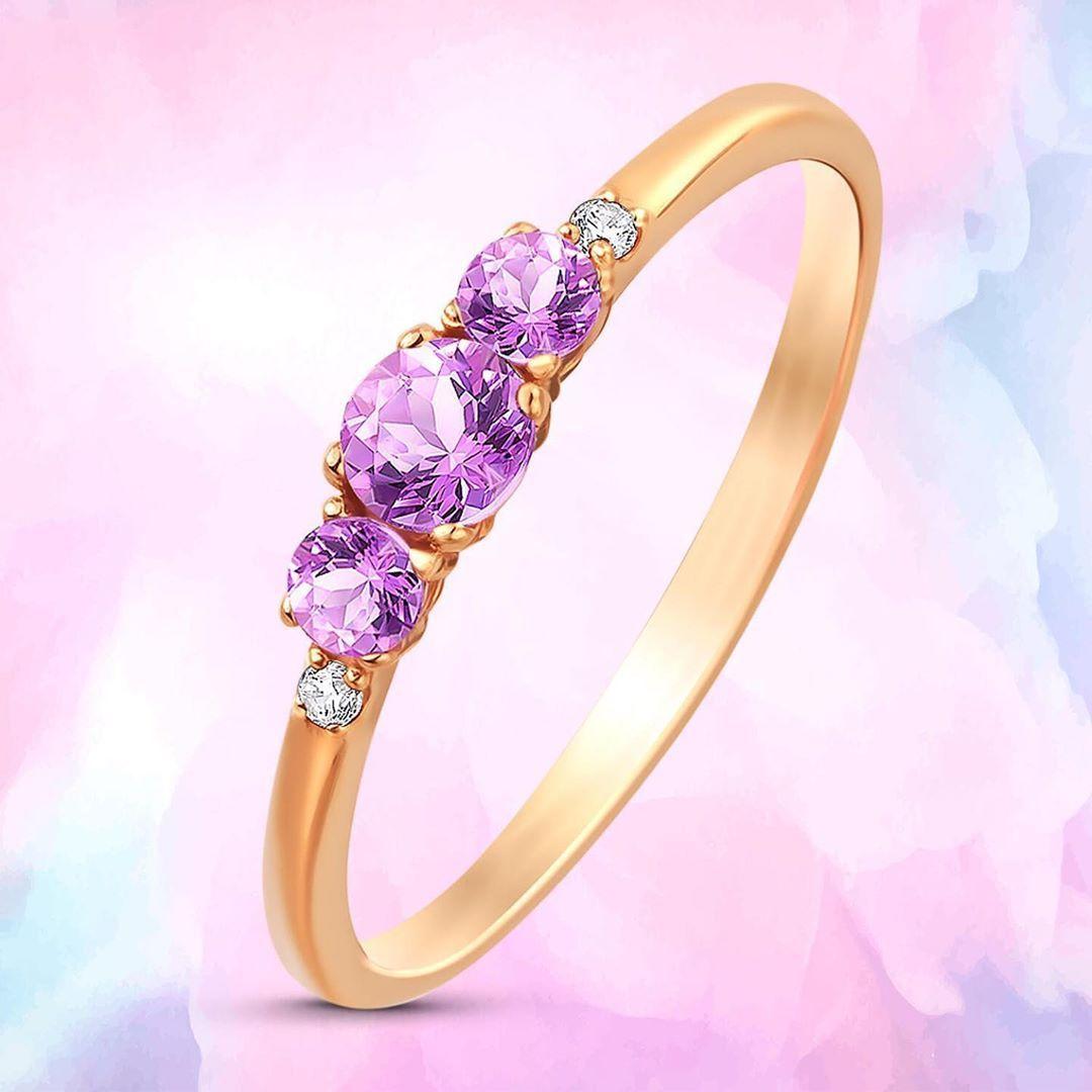 Хотите оставаться загадочной и чарующей? Тогда вам понравится кольцо с магнетическими аметистами!💫  #jewelrygram #jewelryaddict #jewelry #jewellery #jewels #jewelery #jewelrygram #instajewelry #fashionjewelry #gold #golden  #ювелирные #драгоценности #украшения #ювелирныеукрашения #ювелирныеизделия #бриллианты #кристаллы #кристалл #блеск #золото #золотая #золотой #серебро #красота #прекрасно #красиво #стиль