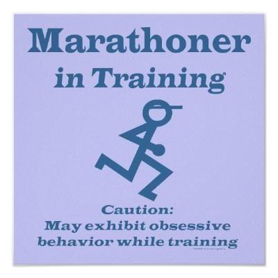 Marathoner in Training (M.I.T)