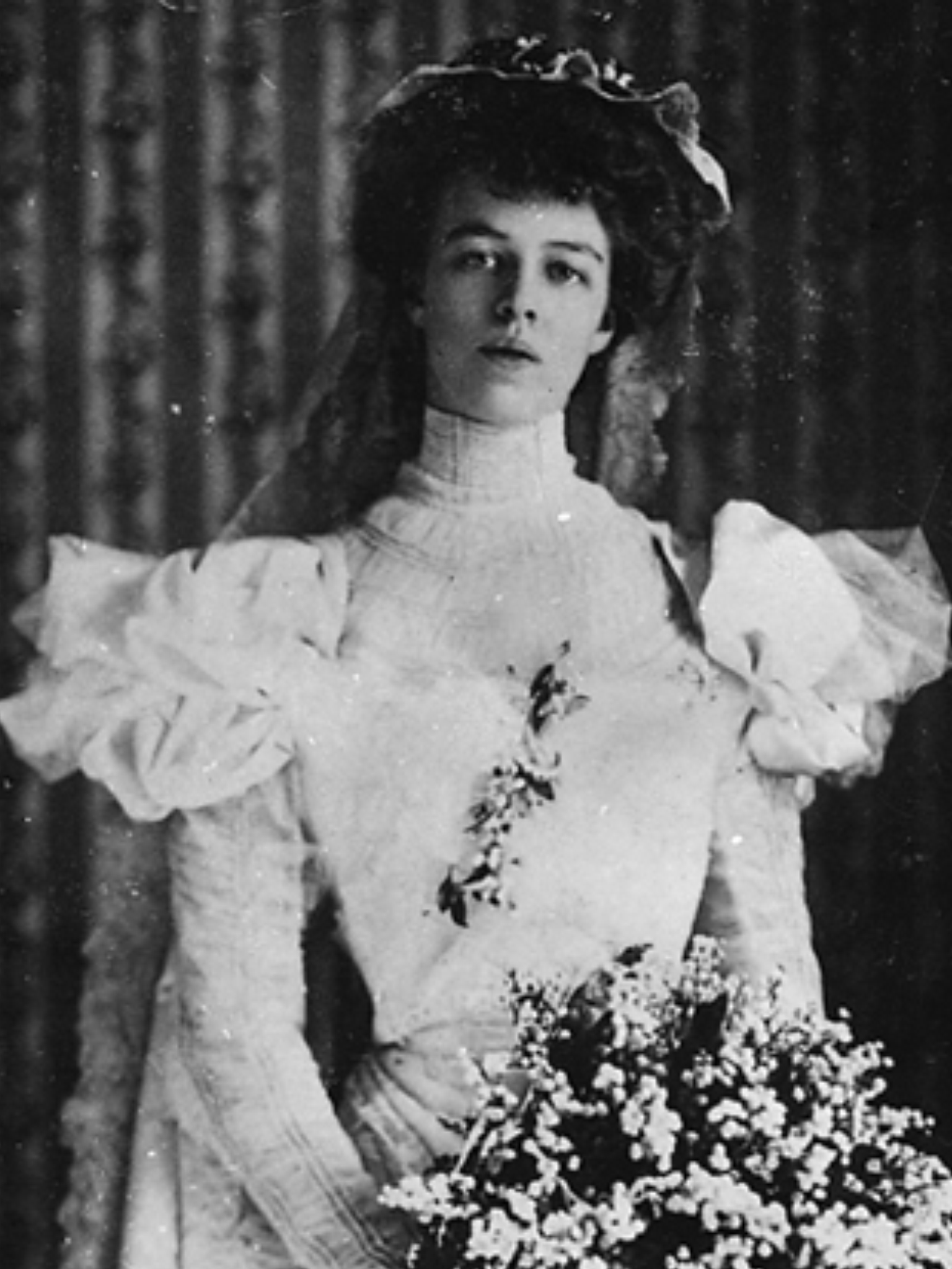 Young Eleanor Roosevelt