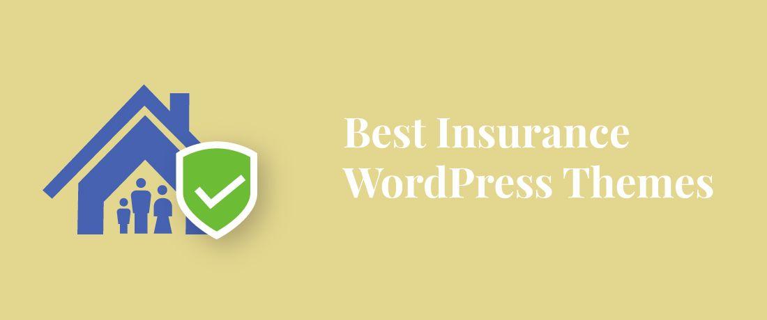 20 best insurance wordpress themes for insurance agencies