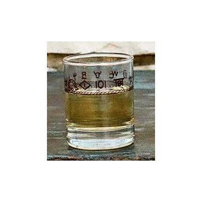 West Creation Texas 3 Oz. Brands Shot Glass