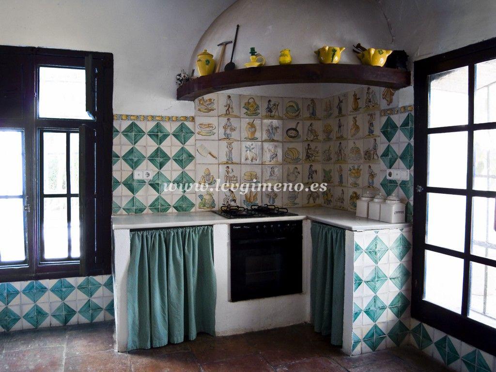 La Ceramica Valenciana De Jose Gimeno Decoracion Interiores