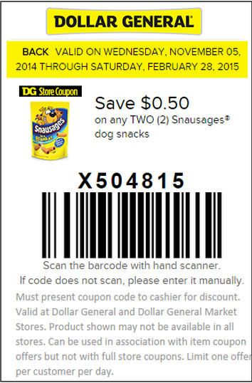 Check out offers from Dollar General using GeoQpons app on