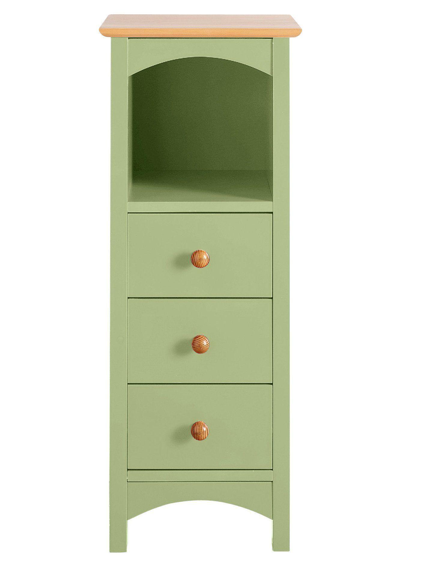Badmöbel Schubladenschrank grün, heine home Jetzt bestellen unter ...