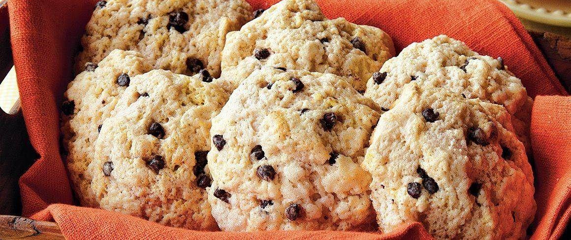 Bisquick heart smart chocolate chip scones recipe