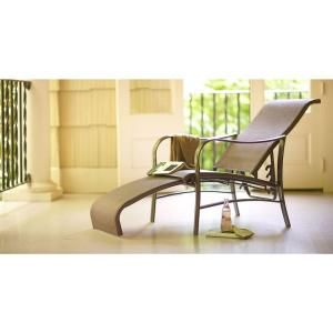Martha Stewart Living, Grand Bank Patio Reclining Lounge Chair, D4067 LO At  The