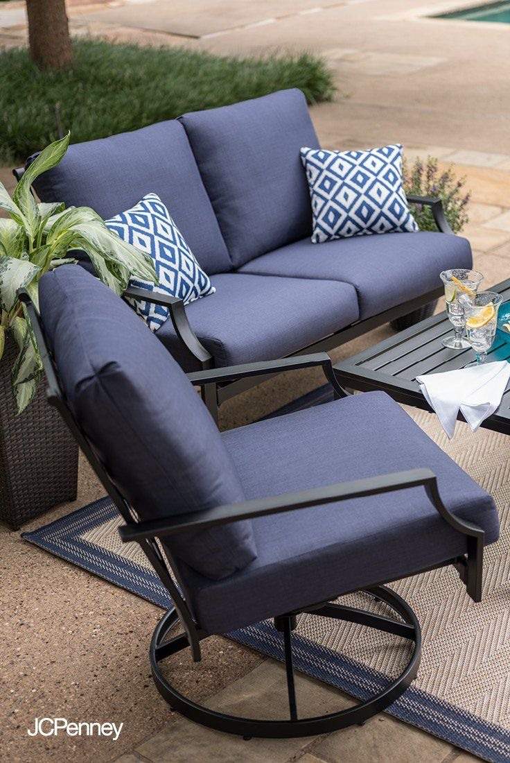 The Outdoor Oasis San Luis 4 Pc