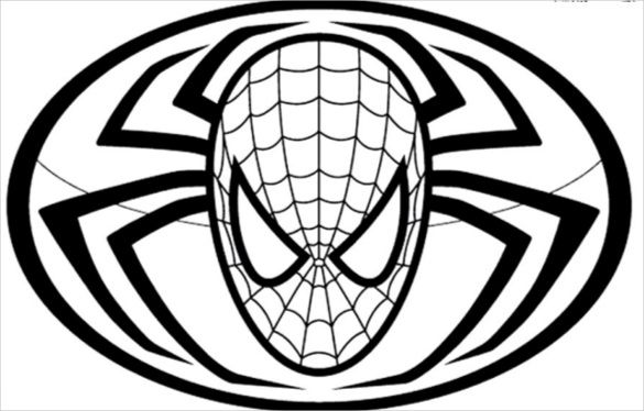 Spiderman Coloring Pages Pdf Download