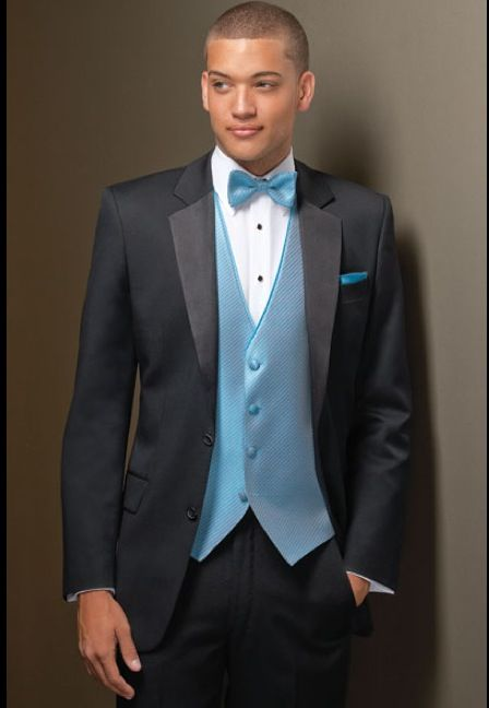 Similar to Nichs tux...as best man, have to find a nice dress to ...