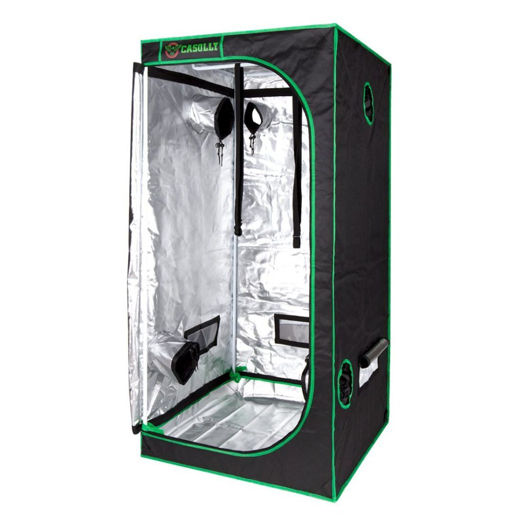 You Can Actually Control The Environment That Your Plants Grow In With A Hydroponic Grow Tent This Particular Mode With Images Grow Tent Tent Reviews Indoor Grow Lights