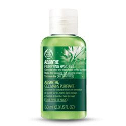 Absinthe Purifying Hand Cleanse Gel The Body Shop Hand