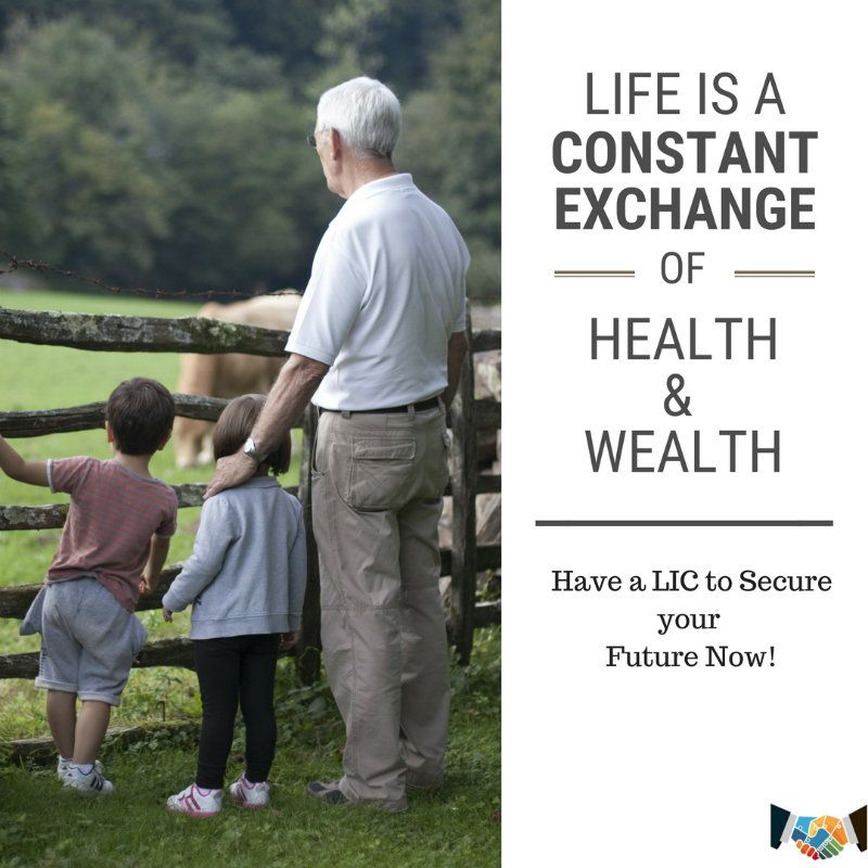 As LIC India Policy, Our motive is to secure your family ...