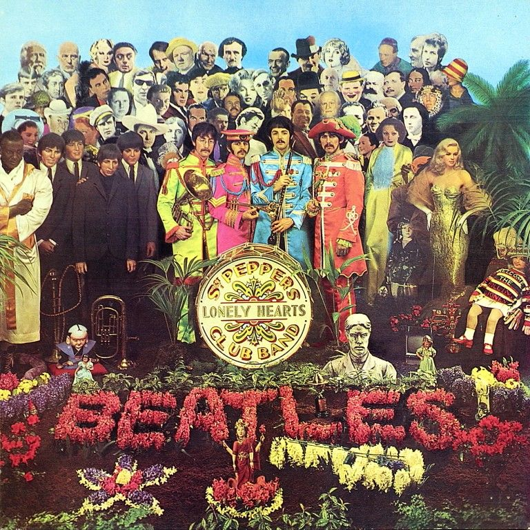 Photo of Sgt. Pepper's Lonely Hearts Club Band | Sir Peter Blake | V&…
