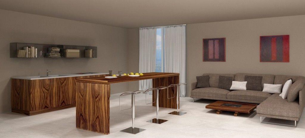 Yaki infatti allo stesso tempo tavolo da pranzo e cucina la struttura in legno di labuan - Si trovano sul tavolo da pranzo 94 ...