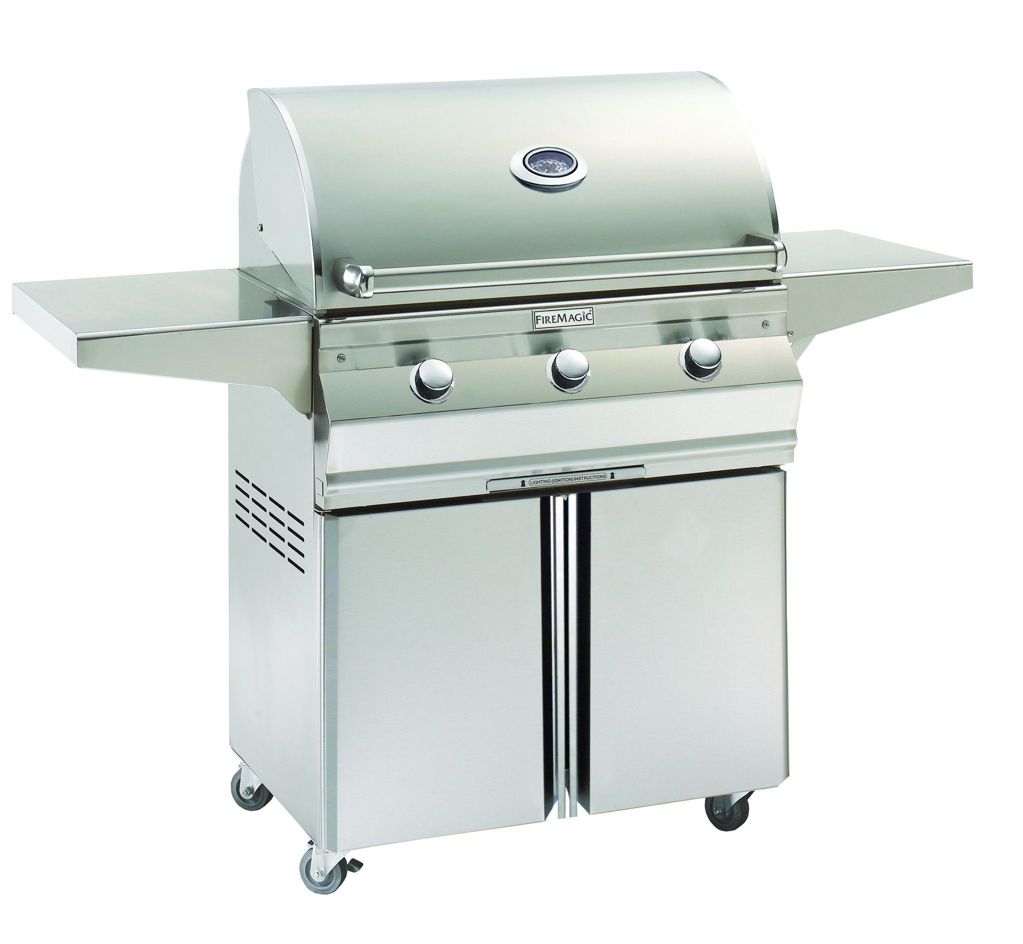 Fire Magic Choice Stand Alone Cart Gas Grill