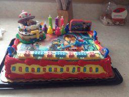 Amazon LEGO Birthday Decoration Cake Set Toys Games