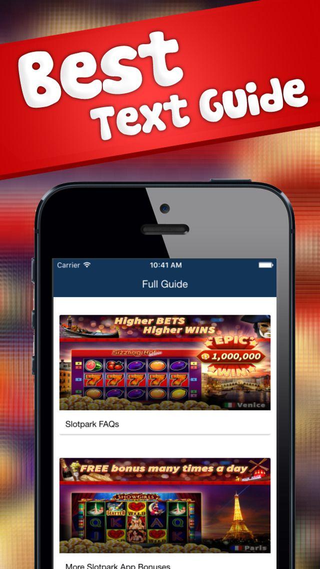 Cheats for Slotpark – Play Free Casino Slots – Get free coins & bonus