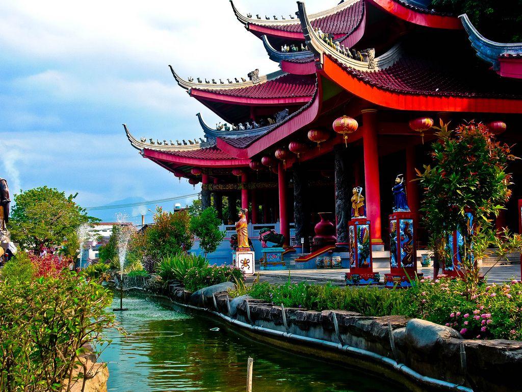 Tempat Wisata Di Semarang Yang Terkenal Siap Liburan in