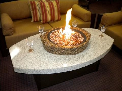 Stop By The Mr. Pool And Mrs. Patio Showrooms In The Greater Las Vegas Area  To Serve All Your Outdoor Living Needs. The Sephora Eye Style Fire Table  Looks ...