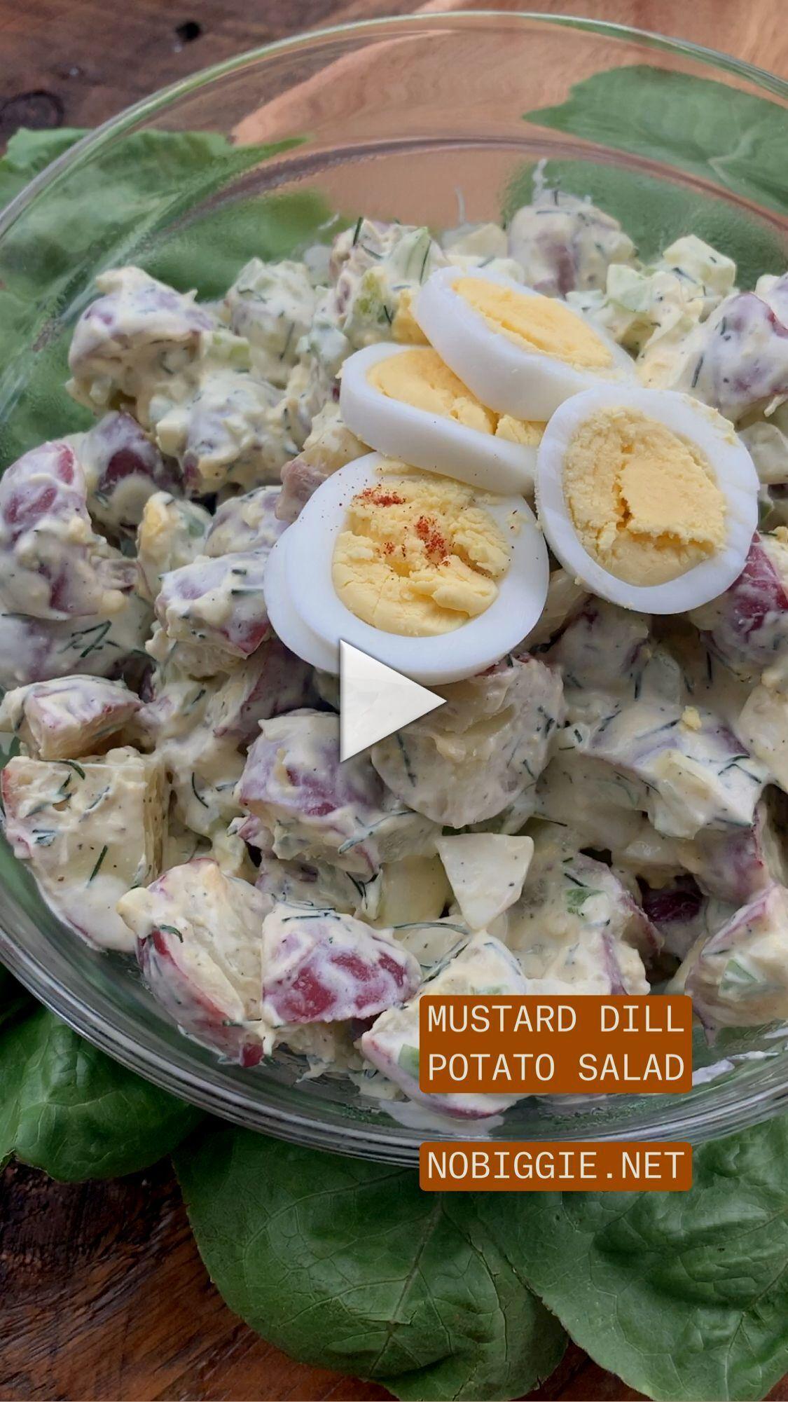 Potato Salad Recipe Betty Crocker