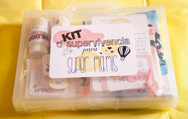 Kits Para Regalar En Una Baby Shower Http Kitsycaprichos Com Kitsbabyshowe Regalos Para Embarazadas Kit De Supervivencia Regalos Para Embarazadas Primerizas