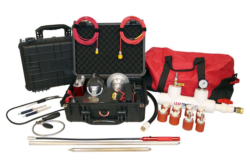 The Pro Complete Leak Detection Kit Leaks Detection Swimming Pools