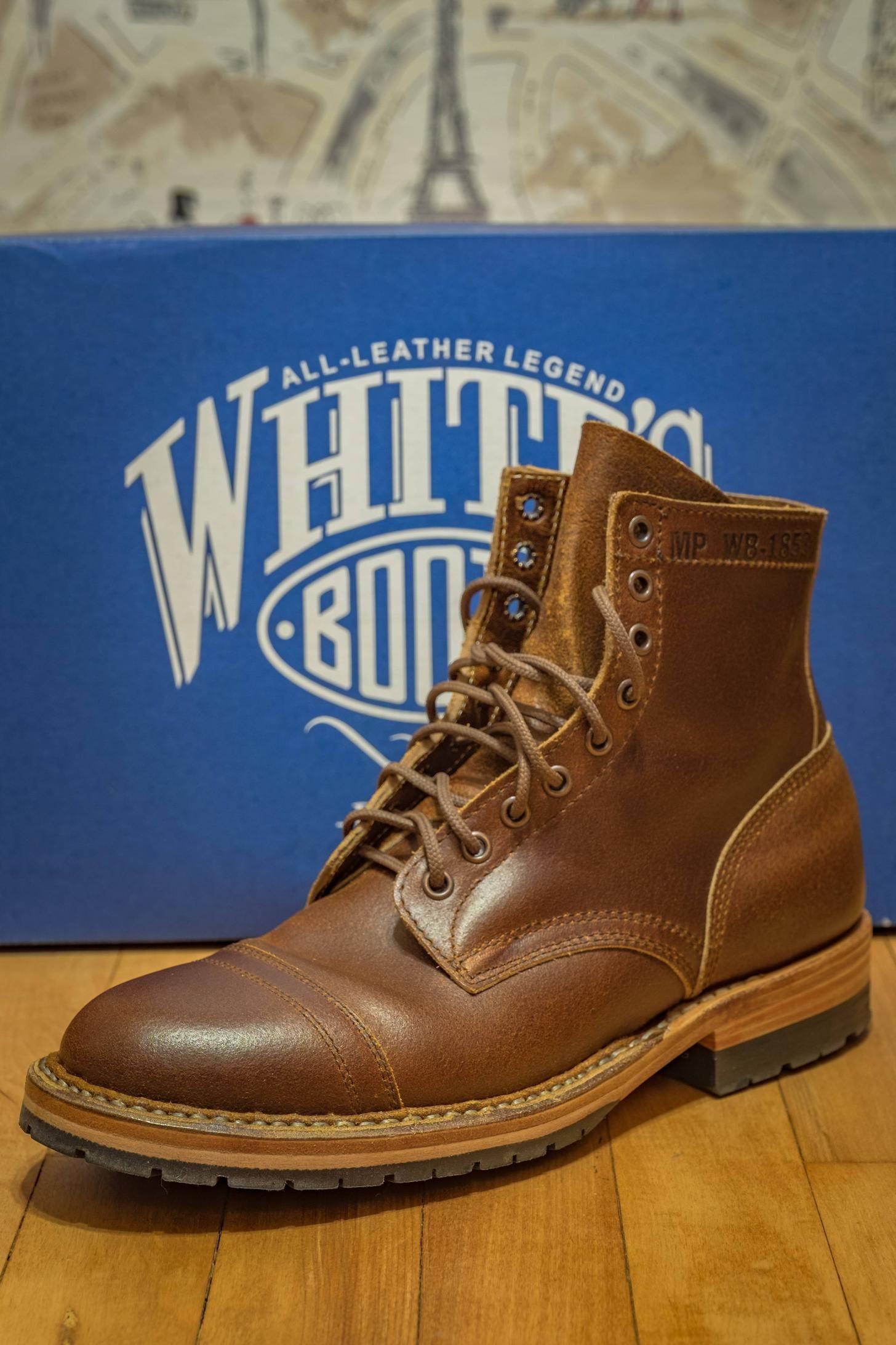 White S Mp Service Boot Cinnamon Waxed Flesh Half Mini Lug Commando Sole Album On Imgur Boots Casual Boots Shoe Boots [ 2184 x 1456 Pixel ]