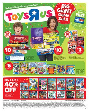 Toys R Us Weekly Ad Lake Grove Werk Free Printable