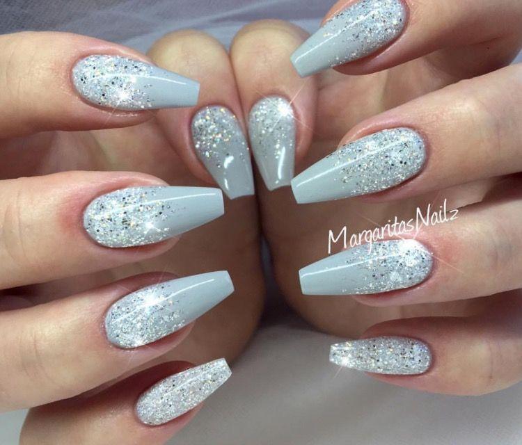 Acrylic nails | fancy nails rhinestones | Pinterest | Acrylics ...