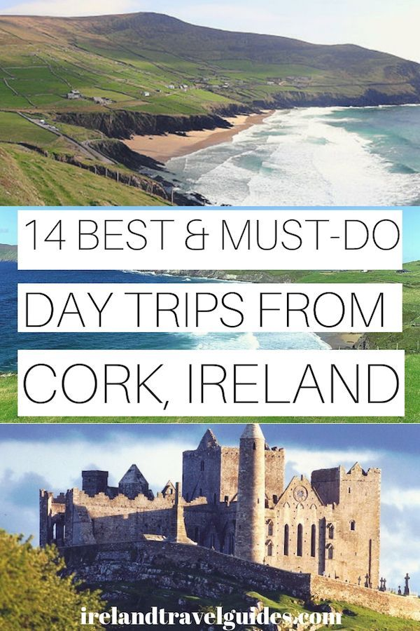 14 Best Day Trips From Cork City (Cost, Transport and Tips
