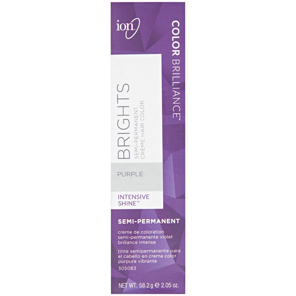 Purple semi permanent hair color semi permanent hair color