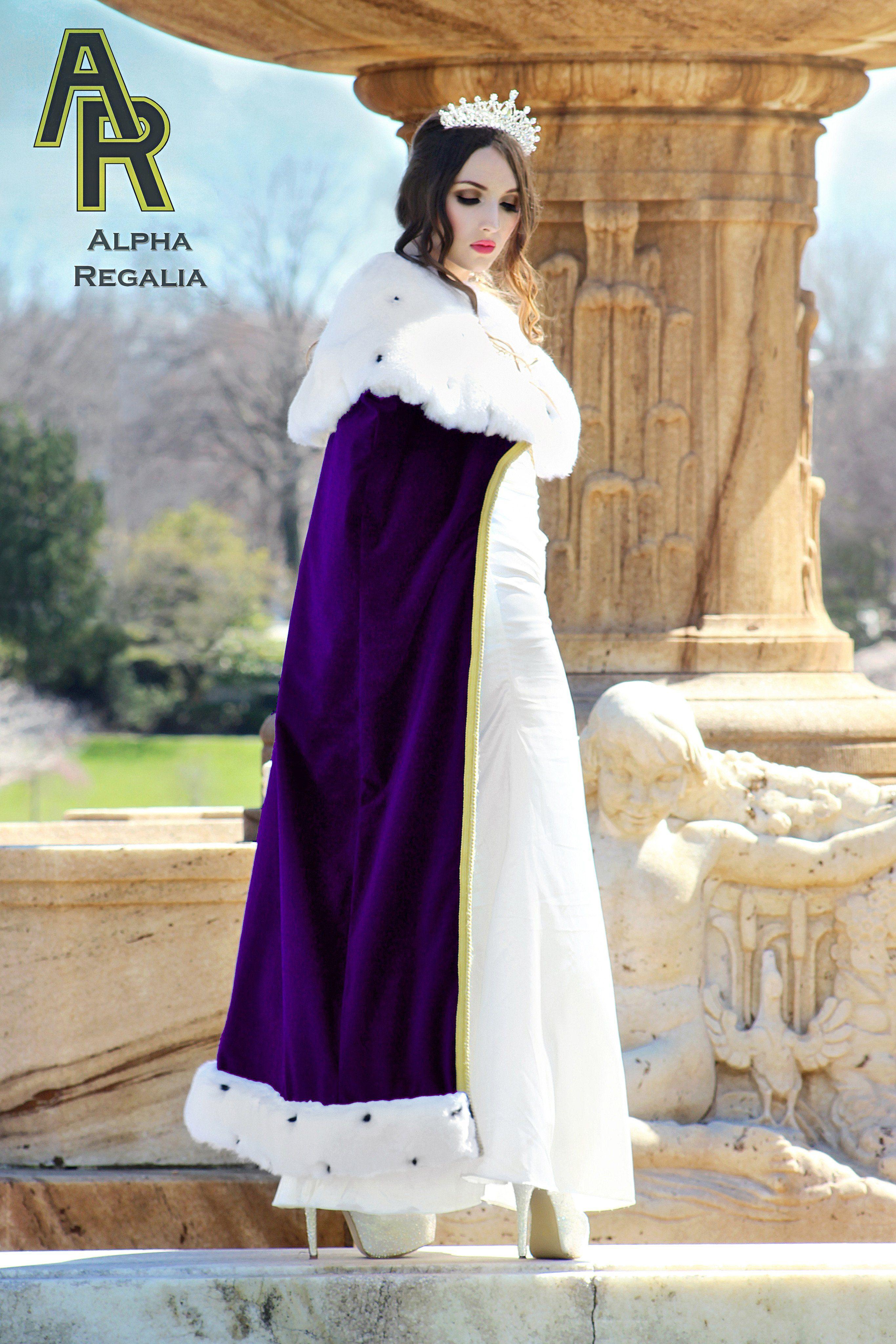 Queenus royal cloak purple products