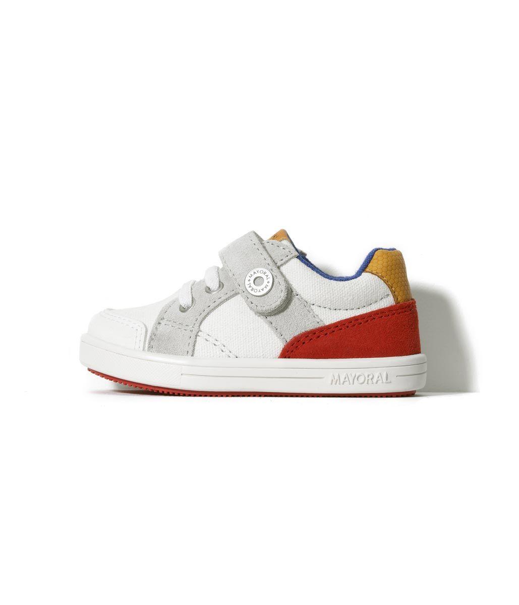 Zapatos rojos Gru con velcro Puma Suede infantiles FrfaS5e8