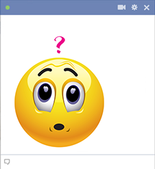 Questioning Emoticon This Or That Questions Funny Emoticons Animated Emoticons