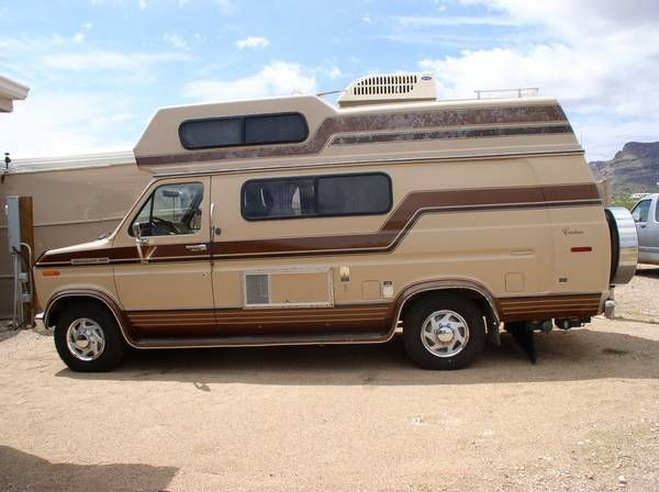 1990 Coachmen Van Camper For Sale Golden Valley Az Rvt Com