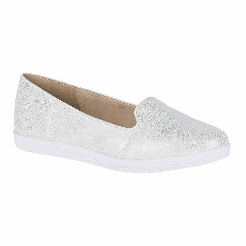 Hush Puppies Womens Faline Loafers Slip On Round Toe Loafers For