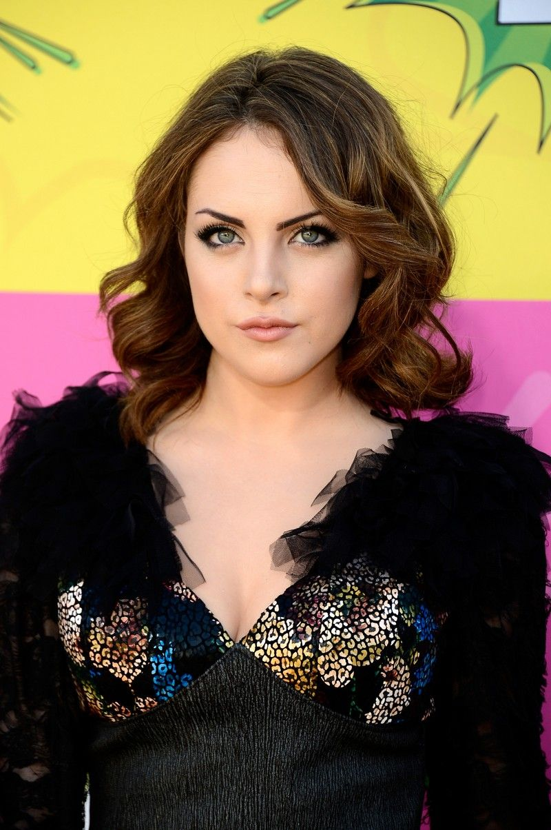 Elizabeth Gillies 2013 Kids Choice Awards (With images