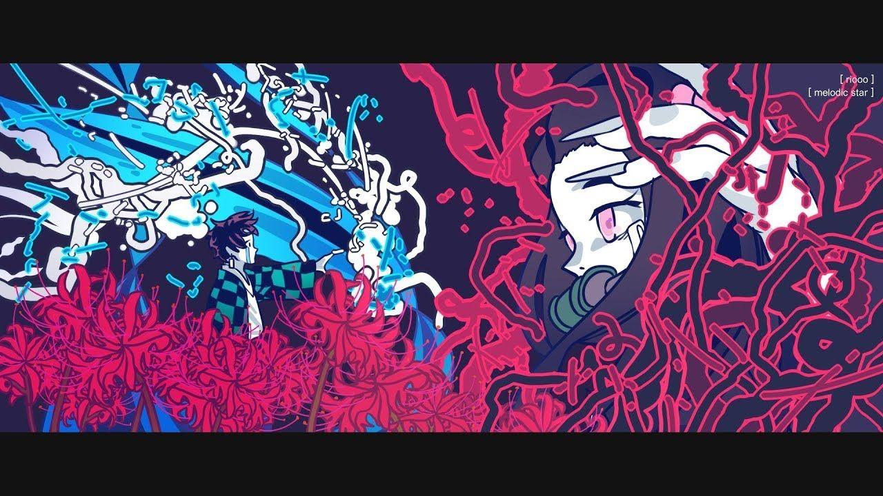 ดาบพิฆาตอสูร Kimetsu no Yaiba เพลงเปิดแบบเต็ม『LiSA ดอก