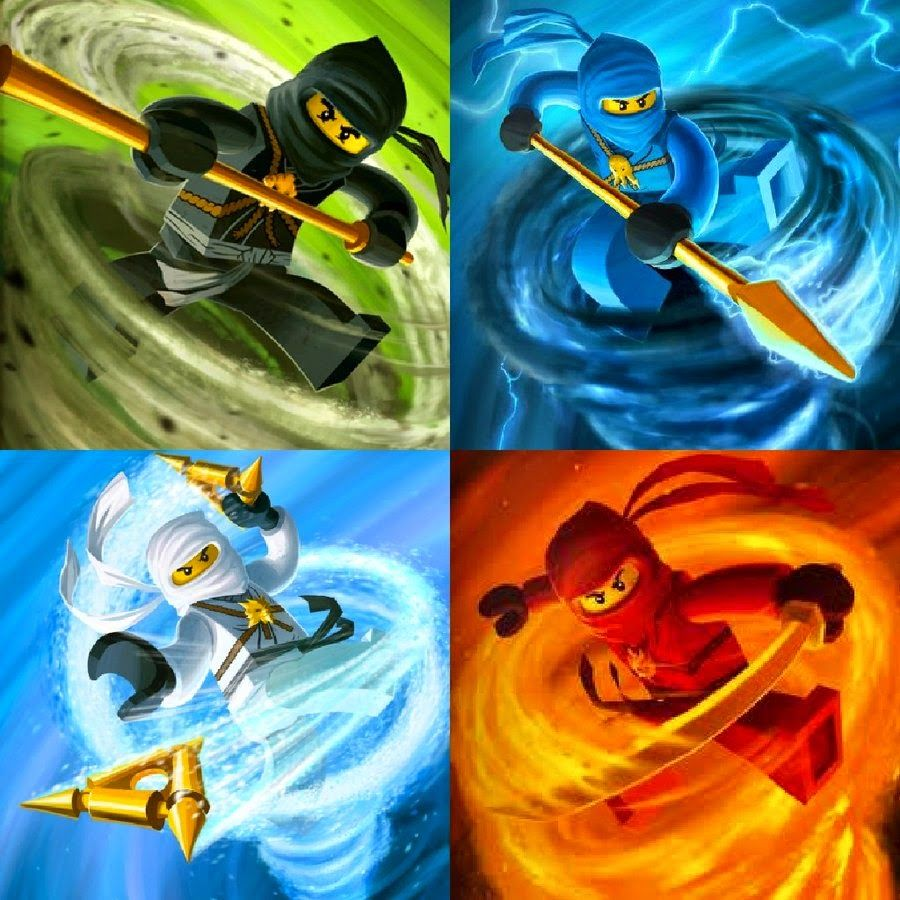 lego ninjago masters of spinjitzu - Ninjago Spinjitzu