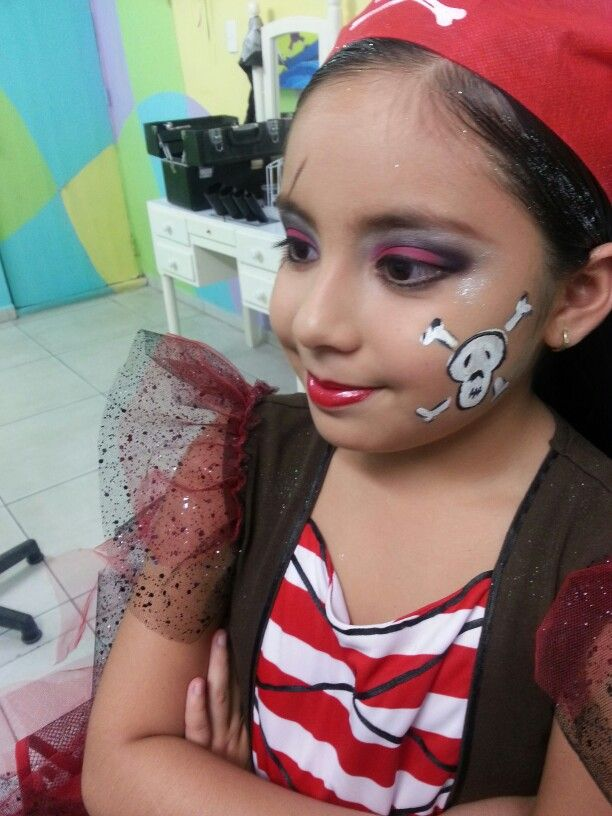 Pirata creaci n marissa urias proyectos que debo - Maquillaje pirata nina ...