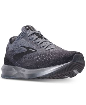 6292d9e14d2b7 Brooks Men s Levitate 2 Running Sneakers from Finish Line - Gray 11.5