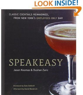 The PDT Cocktail Book: The Complete Bartender's Guide from the ...