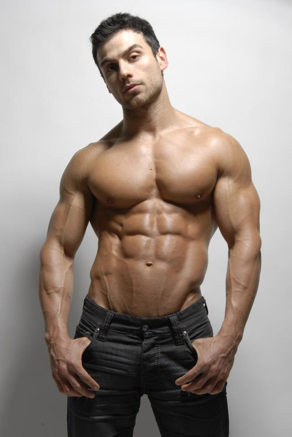fitness Gay models male